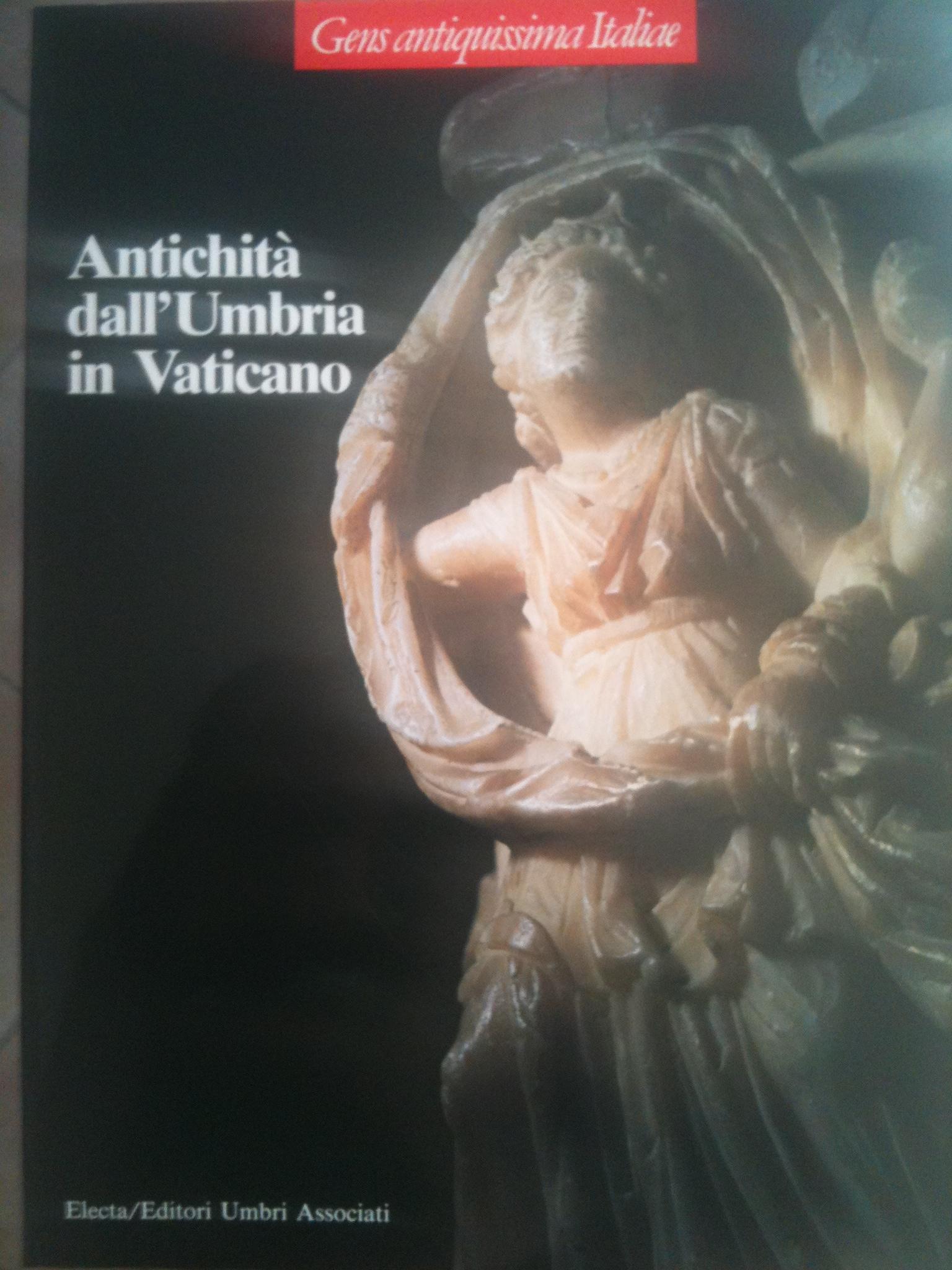 Antichità dall'Umbria in Vaticano