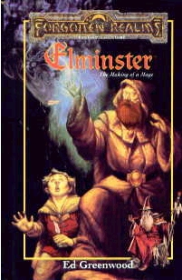 Forgotten Realms: Elminster: The Making of a Mage