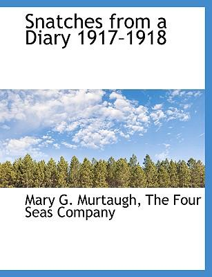 Snatches from a Diary 1917-1918