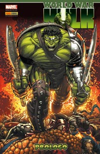 World War Hulk: Prol...