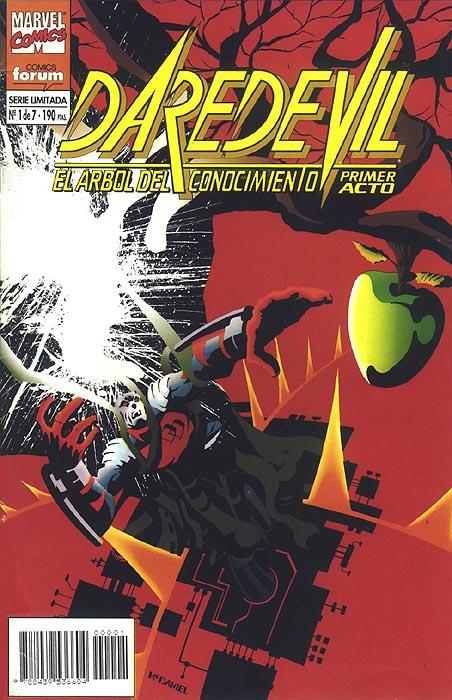 Daredevil: El árbol del conocimiento #1 (de 7)