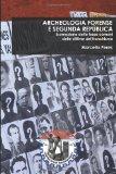 Archeologia forense e segunda república