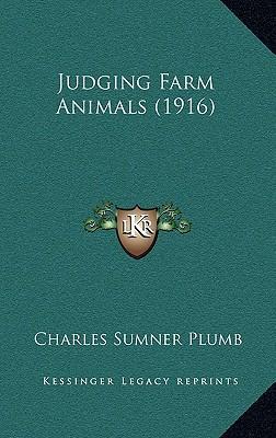 Judging Farm Animals (1916)