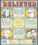 The Believer, Issue ...