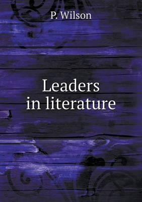 Leaders in Literature
