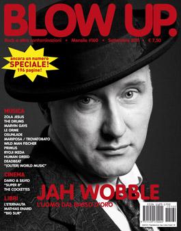 Blow up. 160 (settembre 2011)