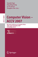 8th Asian Conference on Computer Vision