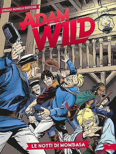 Adam Wild n. 10