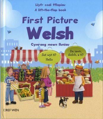 First Picture Welsh/Cymraeg Mewn Lluniau