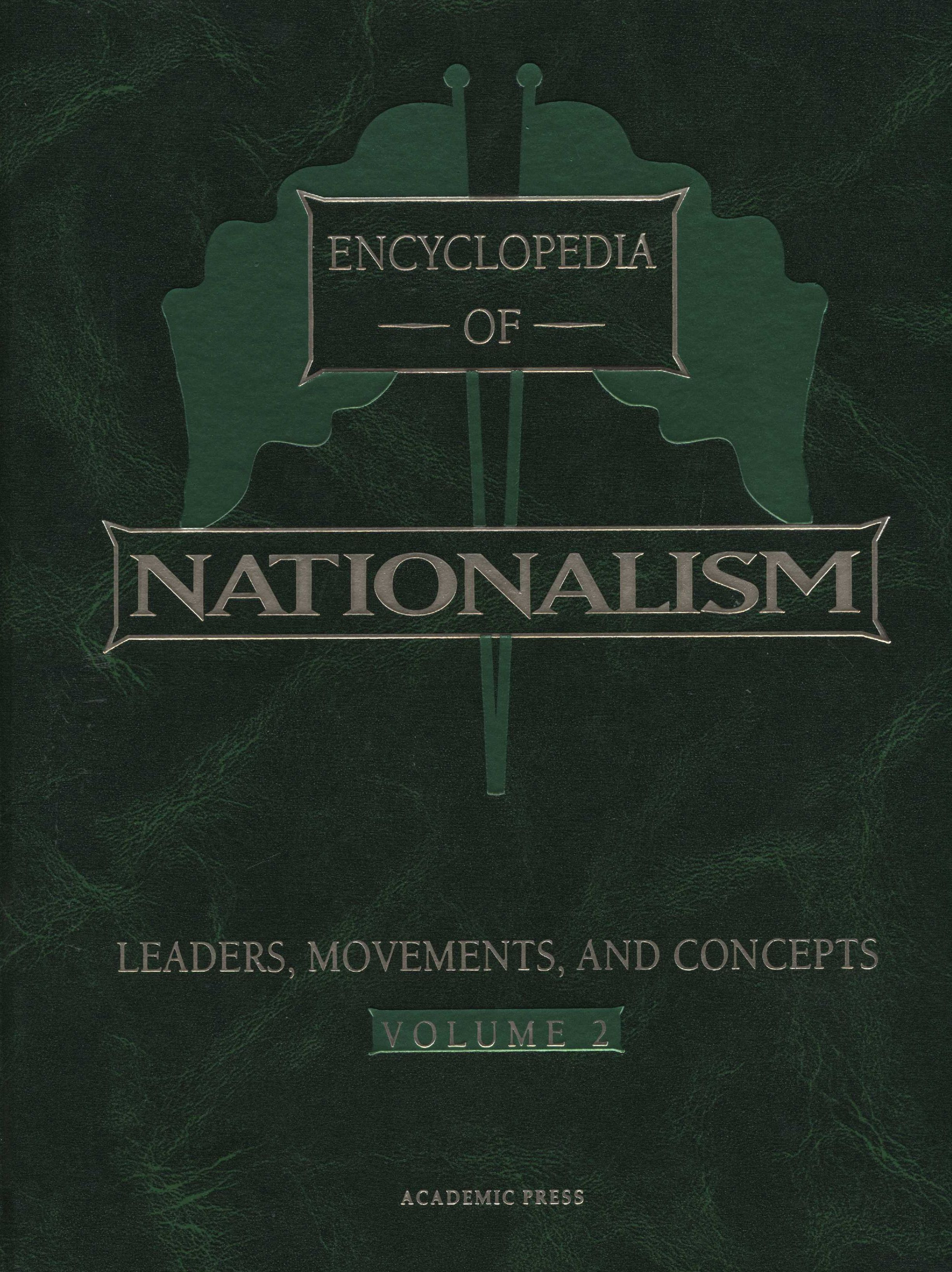 Encyclopedia of Nationalism