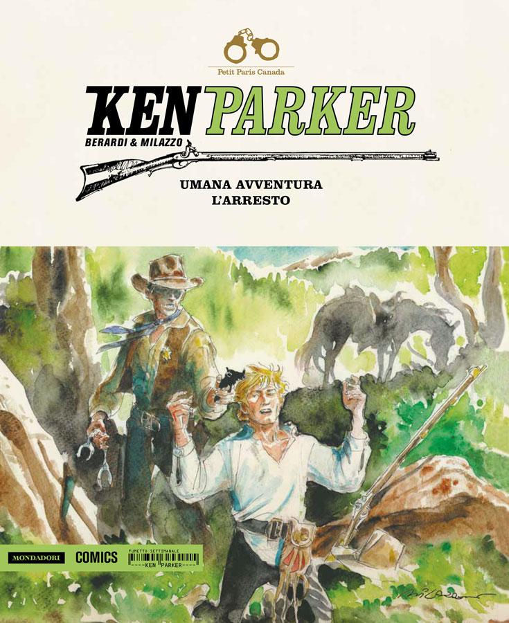 Ken Parker n. 36