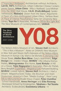Y08. The Skira yearbook of world architecture