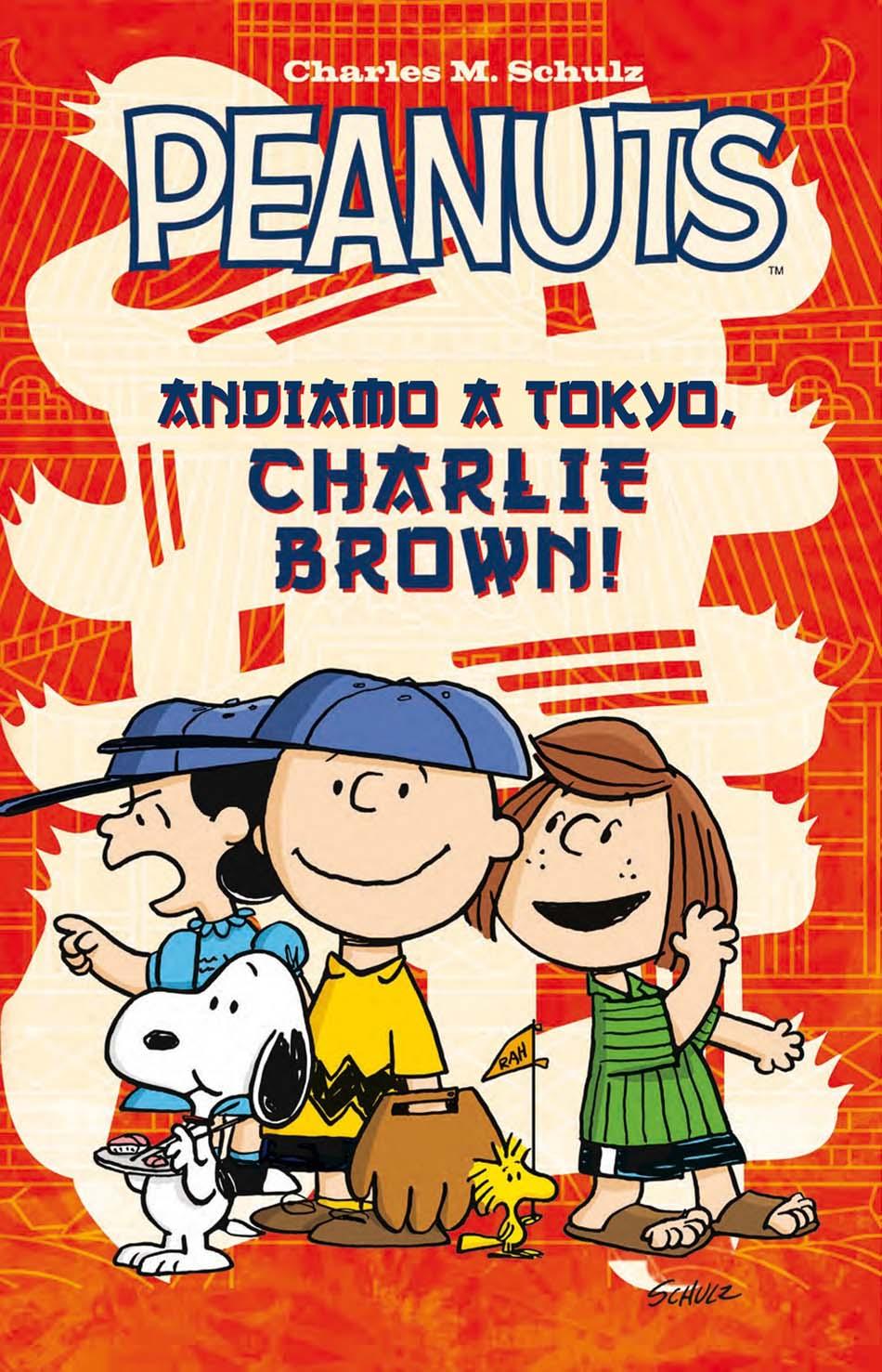 Andiamo a Tokyo, Charlie Brown!