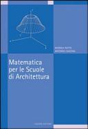 Matematica per le scuole di architettura