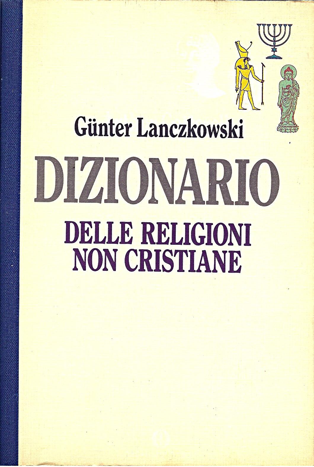 Dizionario delle religioni non cristiane