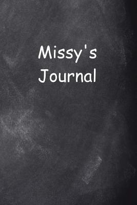 Missy Personalized Name Journal Custom Name Gift Idea Missy