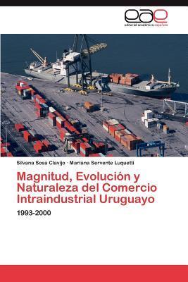 Magnitud, Evolución y Naturaleza del Comercio Intraindustrial Uruguayo