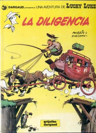 Lucky Luke - La Diligencia