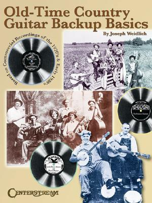 Old-Time Country Guitar Backup Basics