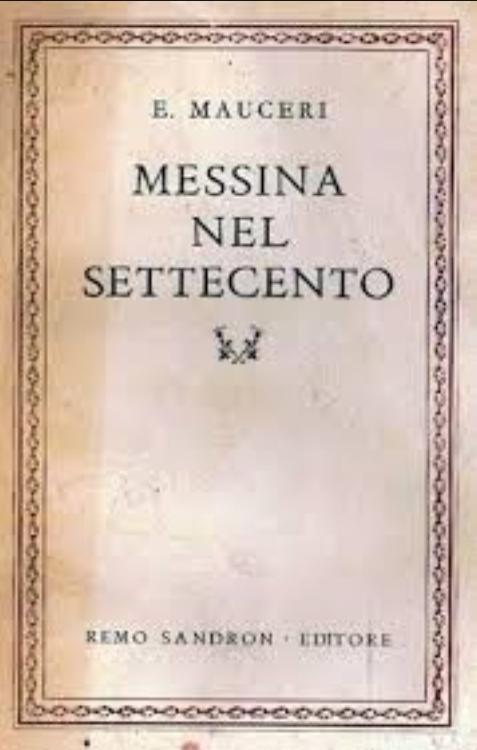 Messina nel Settecento