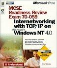 McSe Readiness Review Exam 70-059
