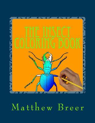 The Insect Coloring Book