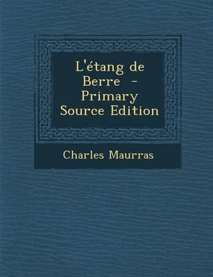 L'Etang de Berre - P...