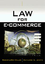 Law for E-Commerce (Text and Research Workbook)