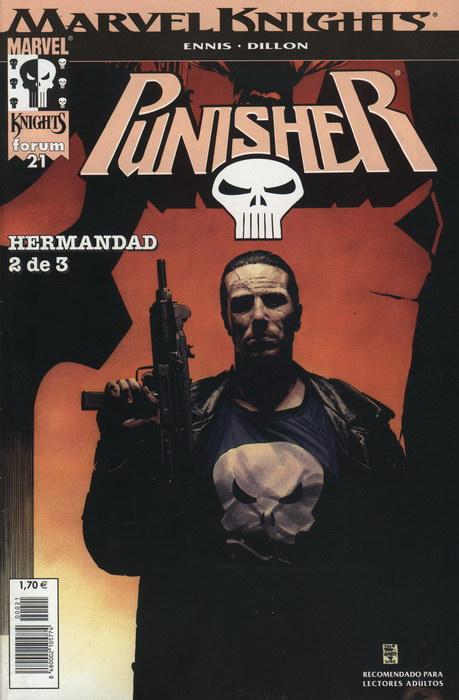 Marvel Knights: Punisher vol.2 #21