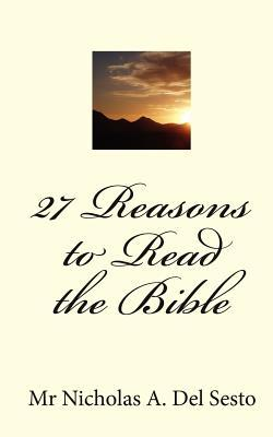 27 Reasons to Read the Bible
