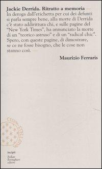 Jackie Derrida