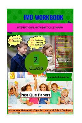 Imo Workbook & Past Que Papers, Class 2