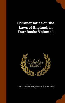 Commentaries on the ...