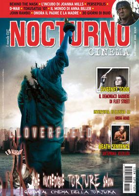 Nocturno cinema n. 6...