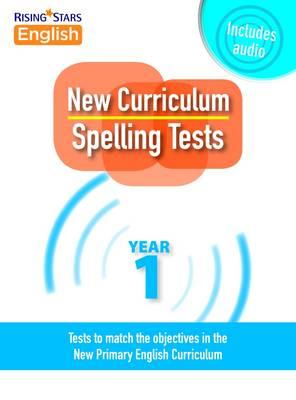 New Curriculum Spelling Tests Year 1