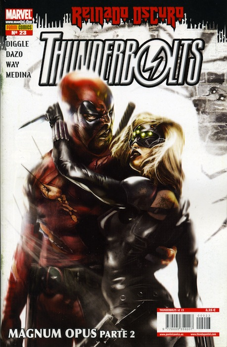 Thunderbolts Vol.2 #...