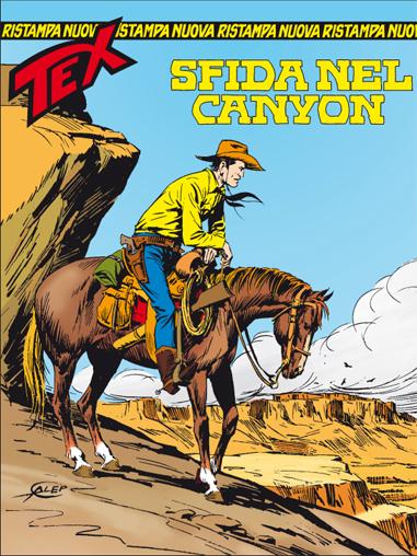 Tex Nuova Ristampa n. 247
