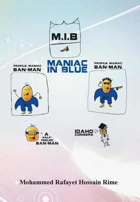 Maniac in Blue