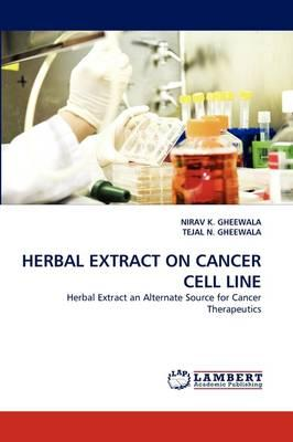 HERBAL EXTRACT ON CANCER CELL LINE