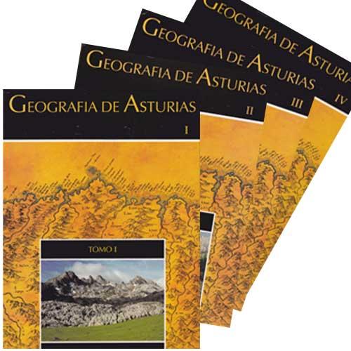 Geografía de Asturias