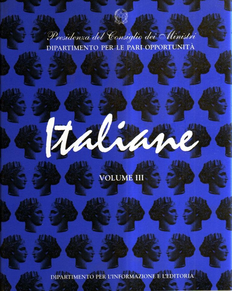 Italiane Vol. III