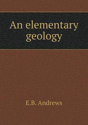 An Elementary Geology