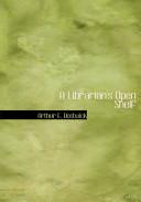 A Librarian's Open Shelf