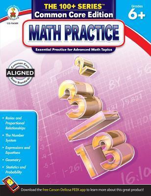 Math Practice, Grades 6+