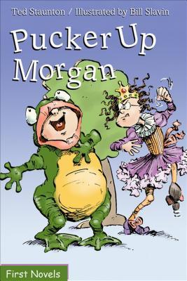 Pucker Up, Morgan!
