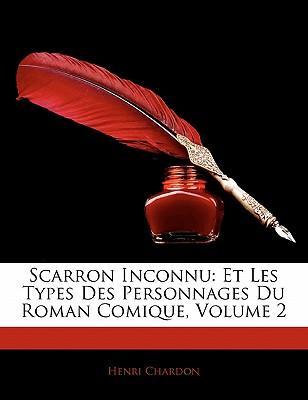 Scarron Inconnu