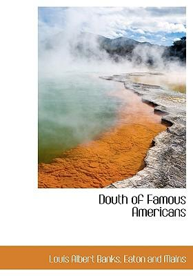 Douth of Famous Americans