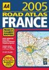 Aa Road Atlas France...