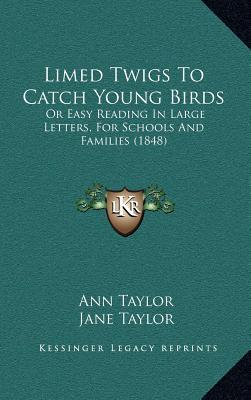 Limed Twigs to Catch Young Birds