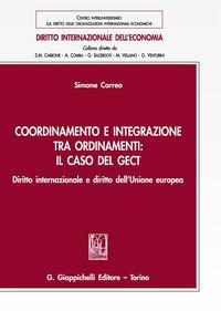 Coordinamento e integrazione tra ordinamenti